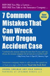 oregon accident, personal injury lawyer portland, car accident lawyer Portland, personal injury claim
